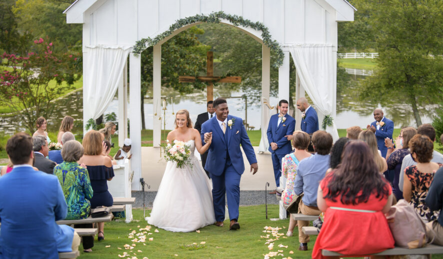 Rachel and Wynton at South Wind Ranch