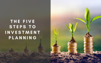 The Five Steps to Investment Planning