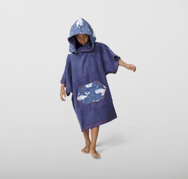 Children's Surf Poncho