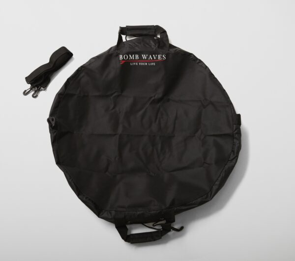Bomb Waves Wetsuit Changing Mat with Handles