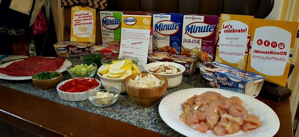 Minute Meals