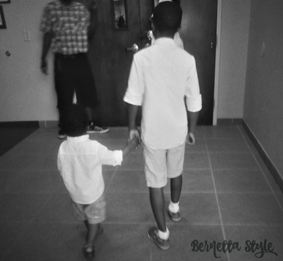 Letters to my sons