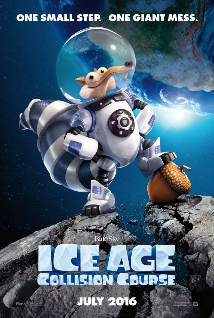 Ice Age Collision Course Movie