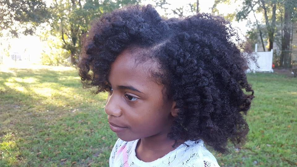 Just for Me Natural Hair Nutrition
