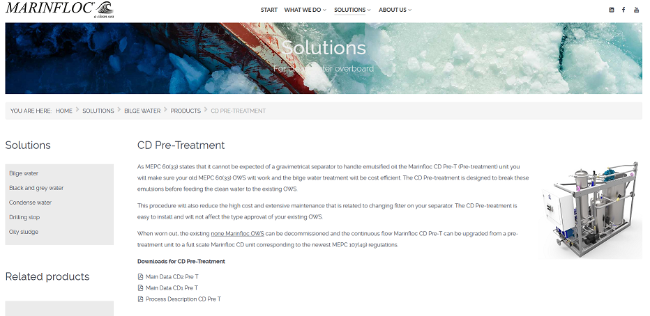 MarinFloc_CDPre-Treatment
