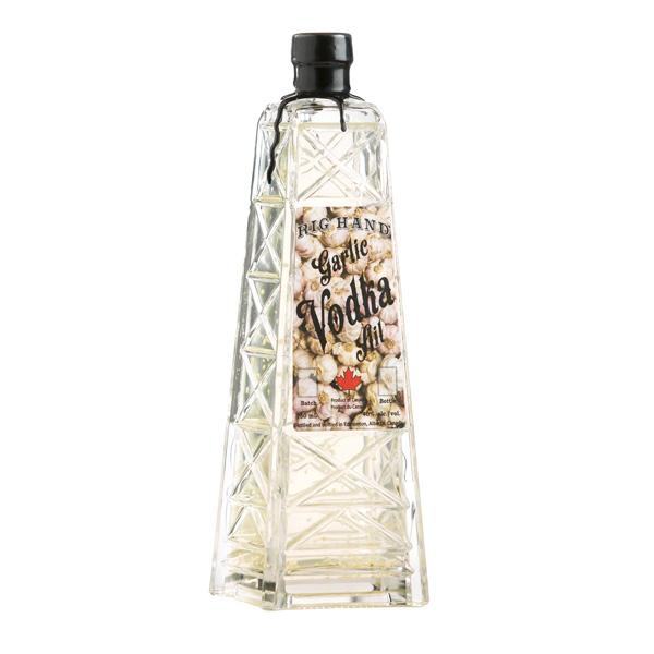 Rig Hand Garlic Vodka - Rig Hand Distillery