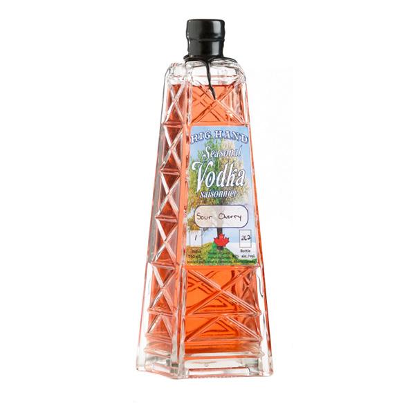 Sour Cherry Vodka - Rig Hand Distillery