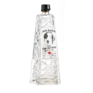 White Dog Unaged Single Malt Whisky - Rig Hand Distillery