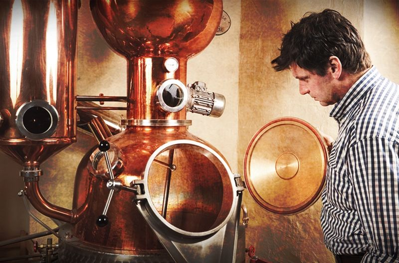 Distilling - Spirits Making Process - Rig Hand Distillery, Distilling 101