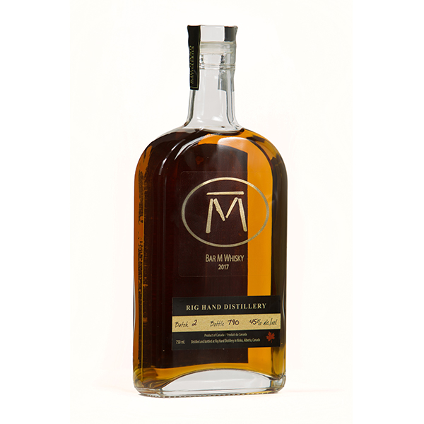 Bar M Whisky - Rig Hand Distillery