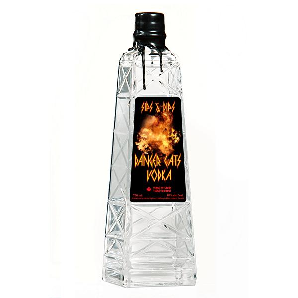 Danger Cats Vodka - Rig Hand Distillery