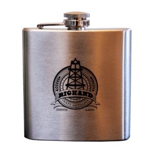 Rig Hand Flask - Rig Hand Distillery