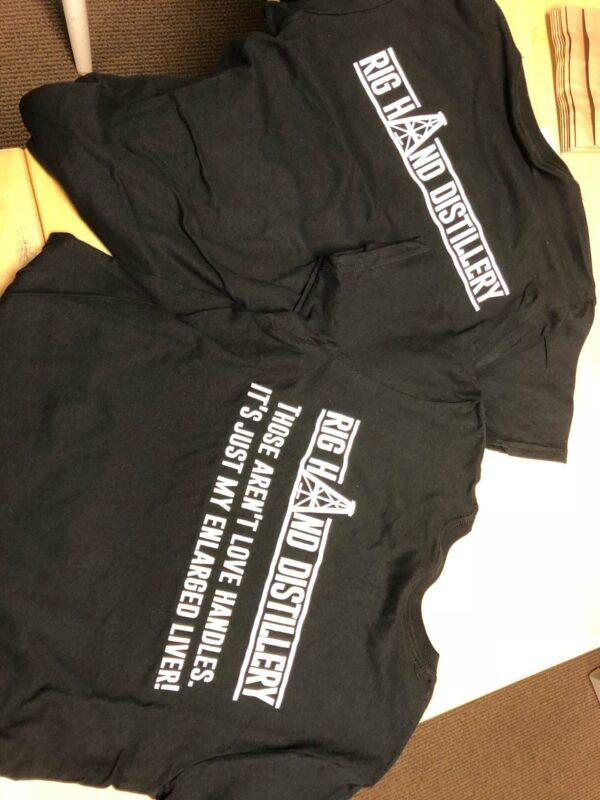 T-Shirts - Rig Hand Distillery