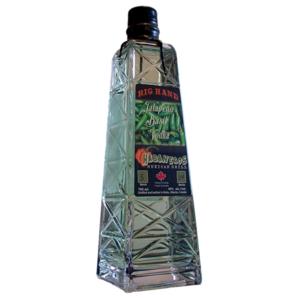 Rig Hand Jalapeno Basil Vodka - Rig Hand Distillery