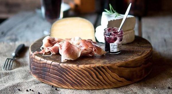 Menu Cheese Board