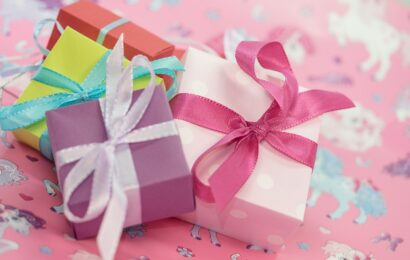 Beautiful gifts for Mother's Day