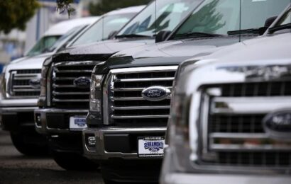 420,000 Ford F-150 Trucks Are Being Investigated for Brake Failure