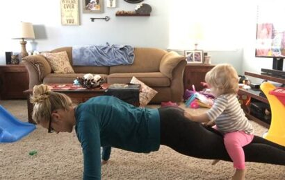 Woman's wine workout video is getting buzz: 'Fitness can be fun'