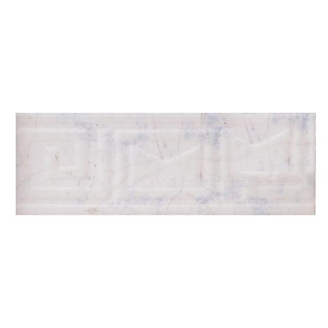 BM340A(0357-1B)-Blue: Ceramic Border Tile 07.0×20