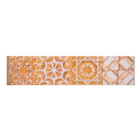 PM91001-1 Brint Beige: Ceramic Border Tile 05.0×20