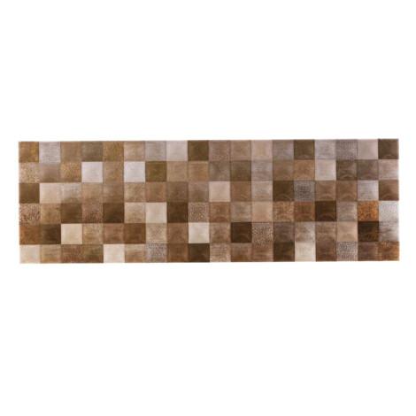 Kenya 3D. Mocha: Ceramic Decor Tile 20.0×60