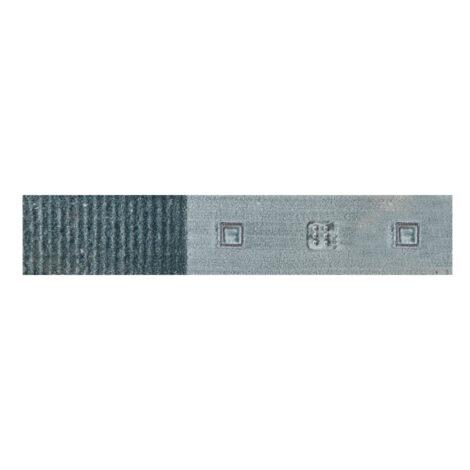 Dol.Green: List Lena Green:Cer Bord Tile 05.0×25