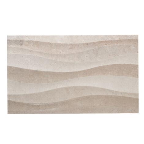 Atrium Relieve Badem Tortora: Ceramic Tile 33.3×55
