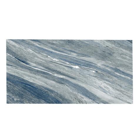Cromat Lux Ossola Blue: Polished Granito Tile 60.0×120