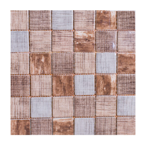 LA18051F: Glass Mosaic Tile 30.0×30