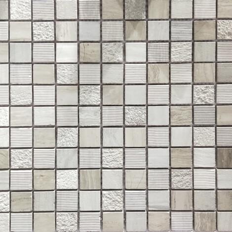 SFX014: Stone Mosaic Tile 30.5×30