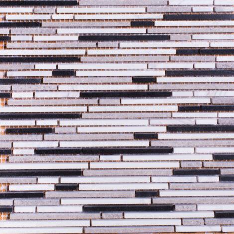 Y027P: Stone Mosaic Tile 28.0×30