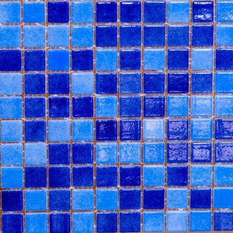 110/508 – Mix : Glass Mosaic Tile 31.7×31