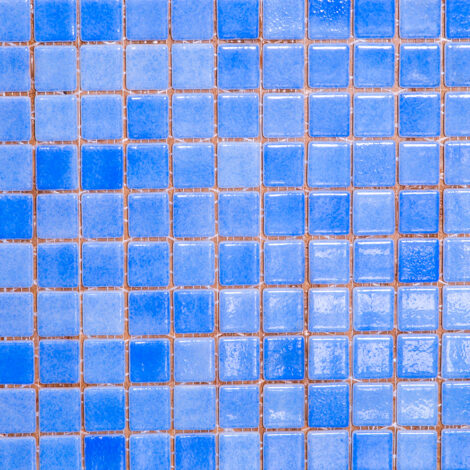110-Plain : Glass Mosaic Tile 31.7×31