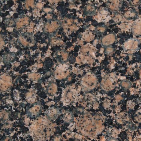 Baltice Brown: Granite Worktop, 240x63cm 1