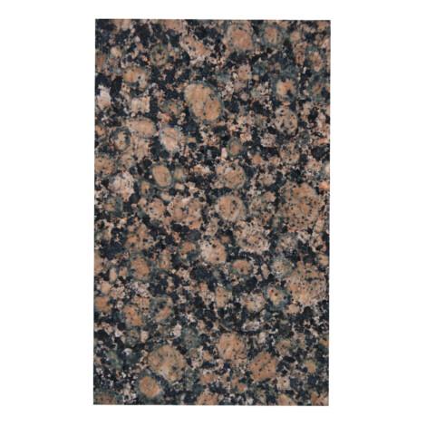 Baltice Brown: Granite Worktop, 240x63cm