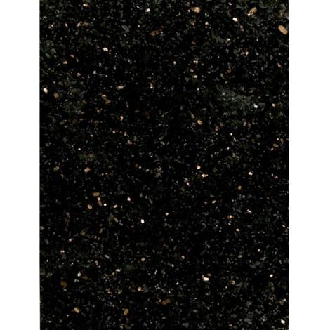 Black Galaxy: Granite Worktop, 240x63cm