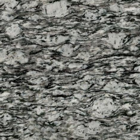 Spray White: Granite Worktop, 240x63cm 1