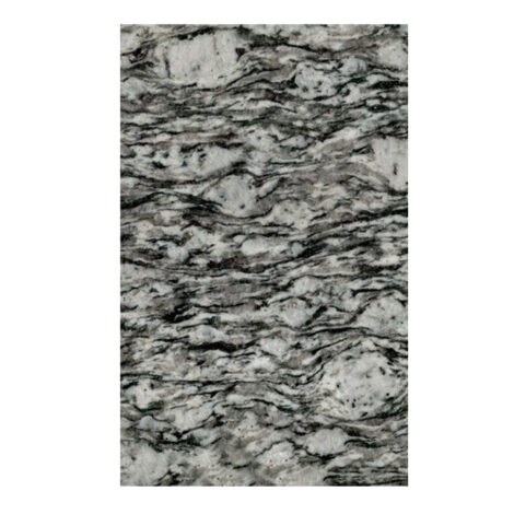 Spray White: Granite Worktop, 240x63cm