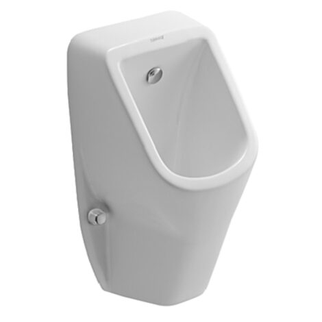 Duravit: D-Code: Urinal Bowl: Concealed Inlet: White #0829300000 1