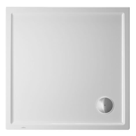 Duravit : Starck : Shower Tray; Slimline, White, 90x90cm #720115000000000 1