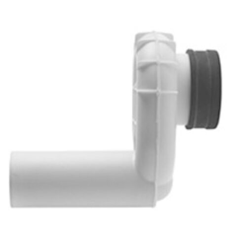 Duravit: Urinal Siphon, Horizontal Outlet #0051120000 1