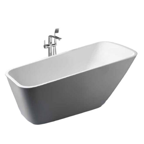 FSHN: Freestanding BathTub: 170x80x66cm: White #D-8065 1