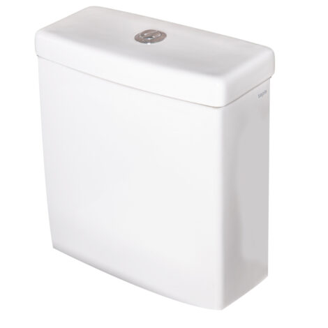 TAPIS Larx: Cistern: White C/C,  #T1060C