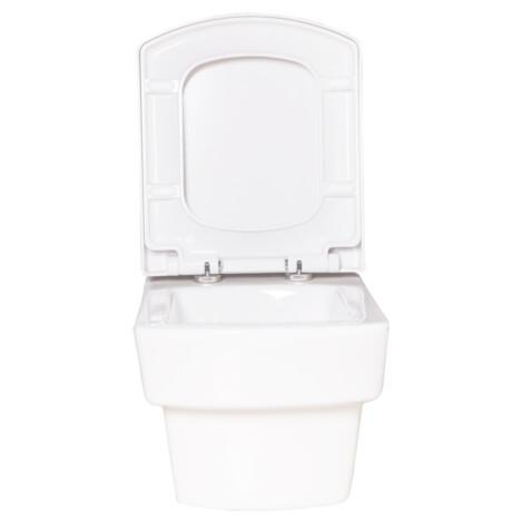 TAPIS Larx: WC Pan: Wall Hung, White #CH1060 1