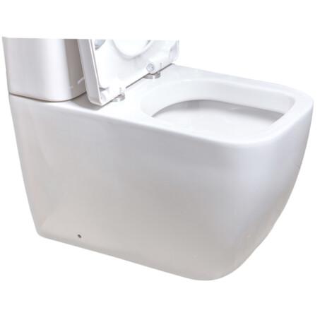 TAPIS Legend: WC Pan: White C/C,  #C10100 1