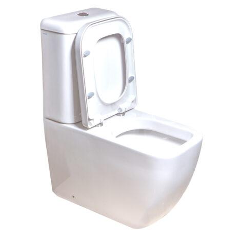 TAPIS Legend: WC Pan: White C/C,  #C10100