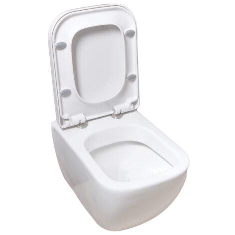 TAPIS Legend: WC Pan: Wall Hung: White #CH10100