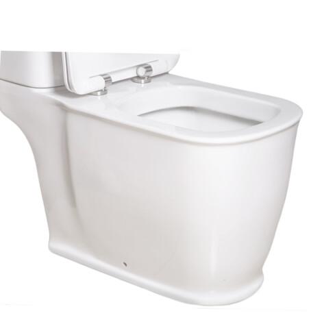 TAPIS Nucas/Genesis: WC Pan: White #C10150/C10150C  1