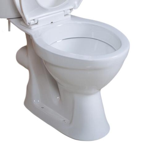 TAPIS Studio: P-Trap WC; White 180mm 1