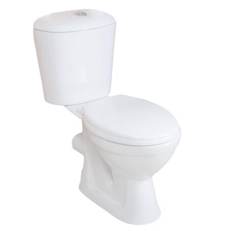 TAPIS Studio: P-Trap WC; White 180mm
